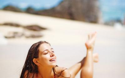 Wpływ promieniowania ultrafioletowego na skórę – rola substancji promieniochronnych
