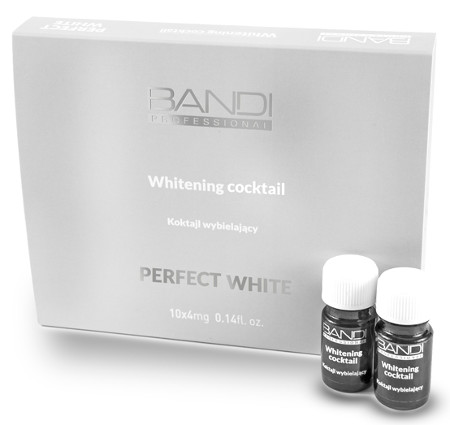 KOKTAJL WYBIELAJĄCY PERFECT WHITE