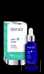 Peeling kwasowy antytrądzikowy - Sklep BANDI