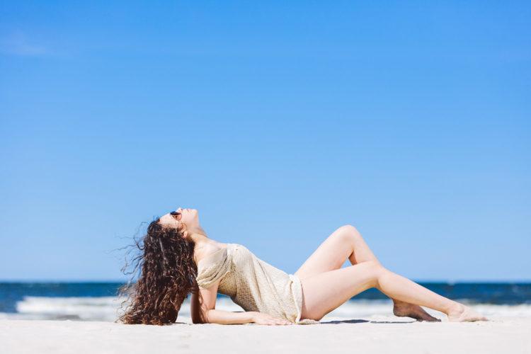 21 faktów na temat opalania i filtrów - Magdalena Ciupińska - Blog BANDI