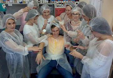 Goście w naszej fabryce