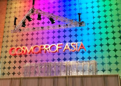 BANDI na Cosmoprof Asia Hong Kong