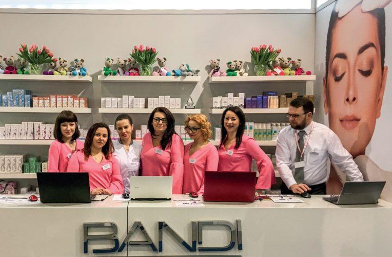 BANDI na Międzynarodowych Targach i Kongresie Beauty Forum & Spa 2018