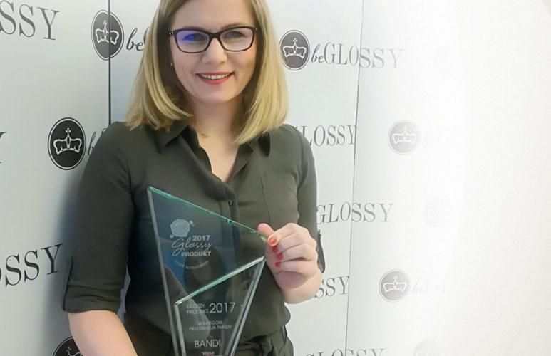 Produkt BANDI - Anti Dry Medical Expert - z nagrodą Glossy Produkt 2017