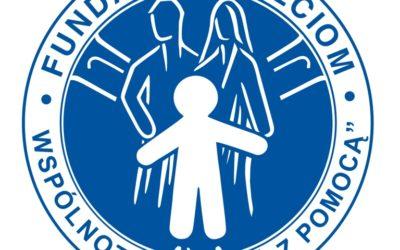 """Fundacja Dzieciom – Wspólnota """"Zdążyć z pomocą"""""""