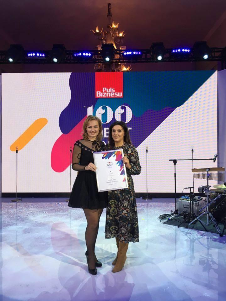 100 kobiet biznesu - gala