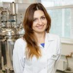 Magdalena Dzienisik –Technolog BANDI Cosmetics
