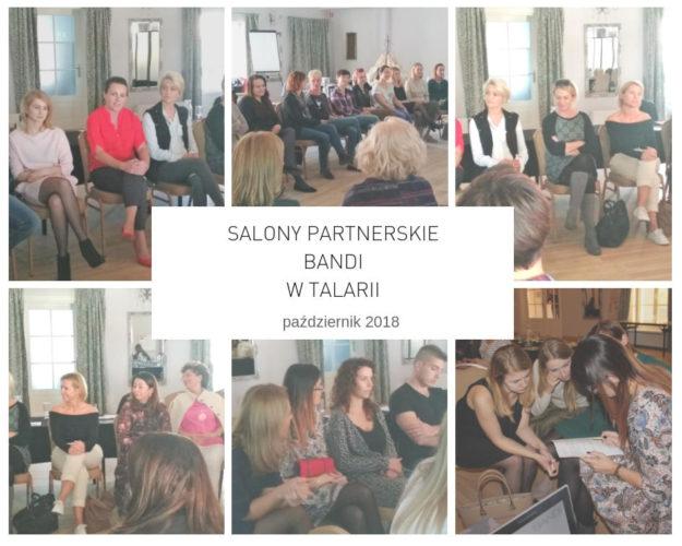Spotkanie salonów partnerskich BANDI w Salarii