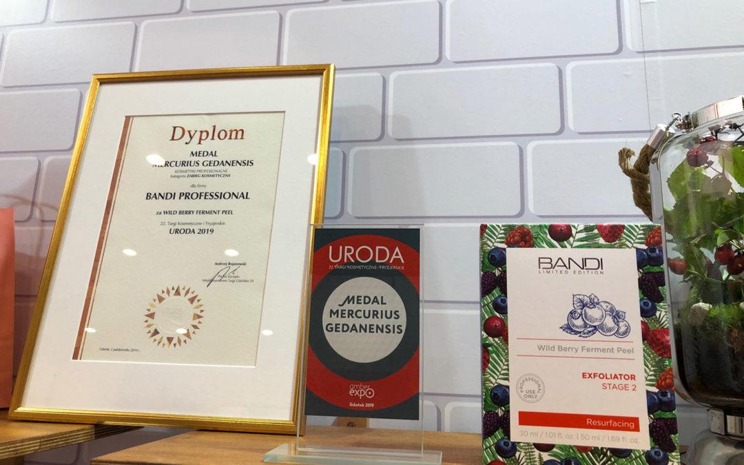 Nagroda dla Wild Berry Ferment Peel