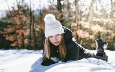 Pielęgnacja skóry zimą…