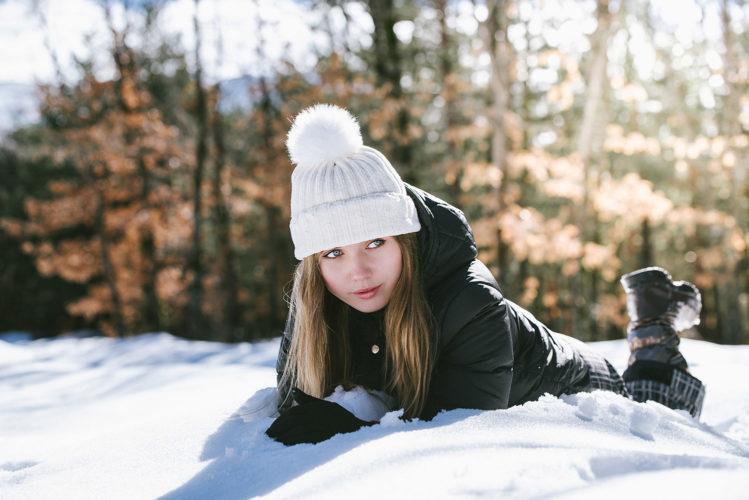 Pielęgnacja skóry zimą - Magdalena Ciuplińska - Blog BANDI