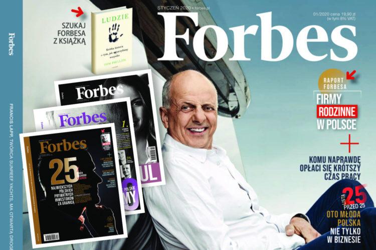 BANDI doceniane przez Klientów i Forbesa - Nominacje i nagrody - Blog BANDI