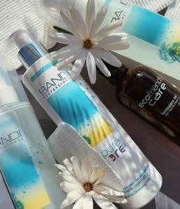 Pure Care - kosmetyki do łagodnego oczyszczania skóry