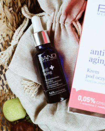 Retinol to główny składnik kosmetyków przeciwzmarszczkowych Medical Expert anti aging