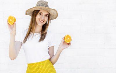 Kosmetyki z witaminą C – sposób na piękną skórę