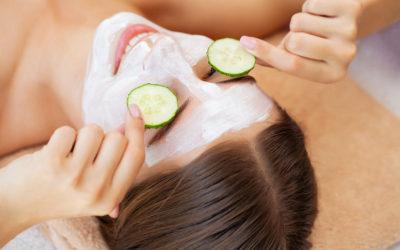 Powakacyjna regeneracja skóry