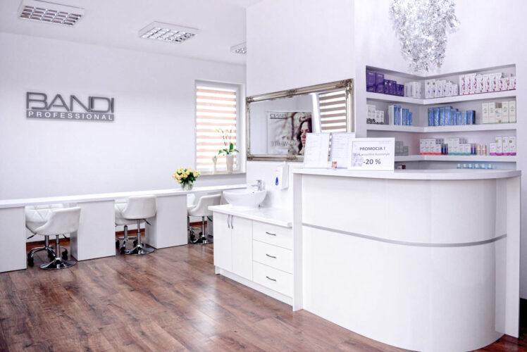 Salon kosmetyczny Kobieteria