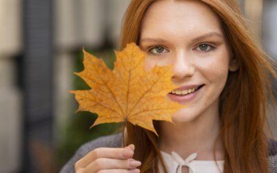 Jakiej pielęgnacji potrzebuje skóra jesienią?