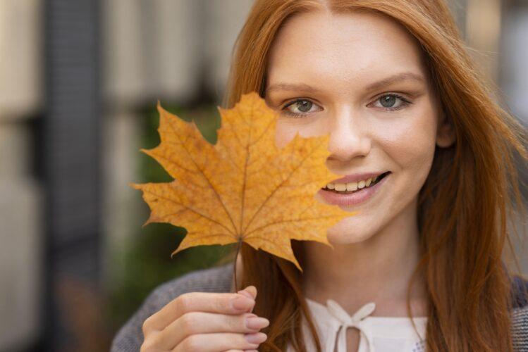 Skóra jesienią - pielęgnacja