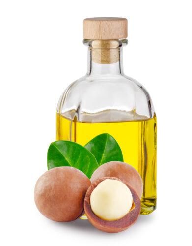 Olej macadamia jest cennym emolientem
