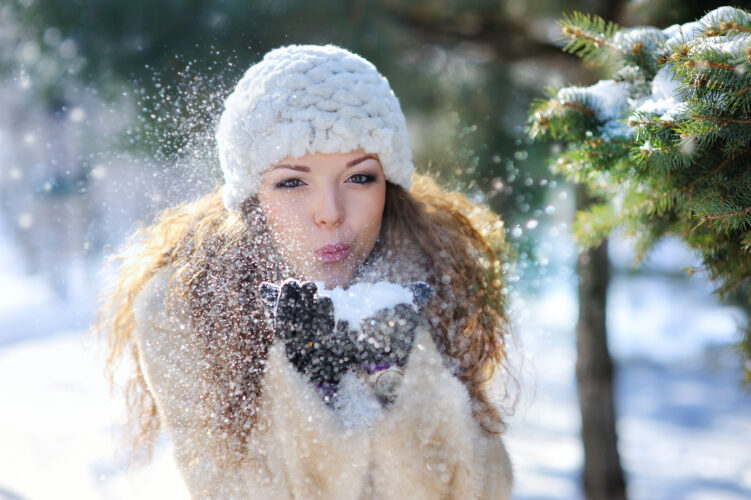 Zimowa pielęgnacja cery