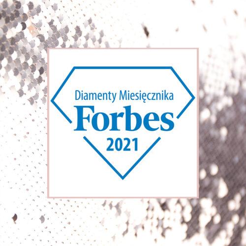 Diament Forbes 2021 dla Bandi