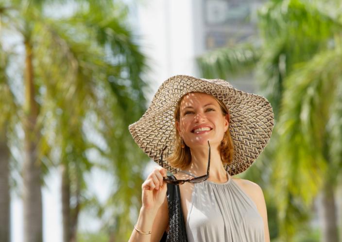 Fotoprotekcja chroni skórę przed przyspieszonym starzeniem
