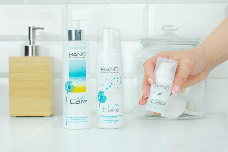 Kosmetyki do dwuetapowego oczyszczania skóry