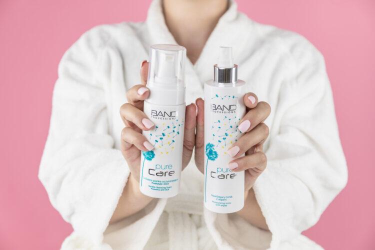 Pure Care - demakijaż i oczyszczanie