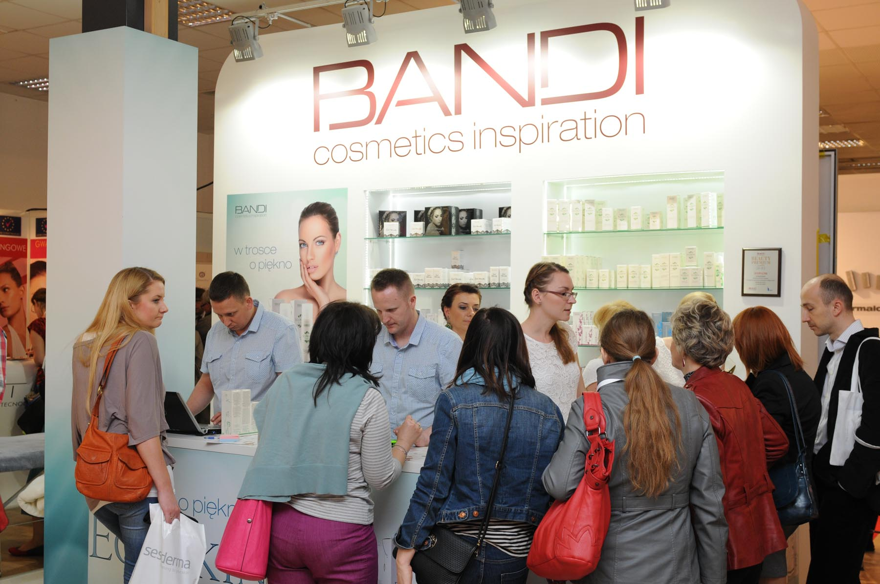 BANDI na Kongresie i Targach LNE 2013