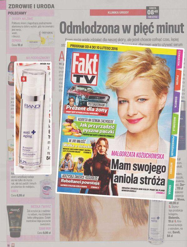 FAKT TV 4.02.16