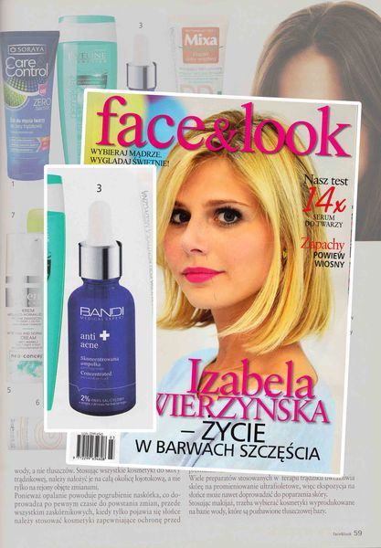 FACE&LOOK 20/2016