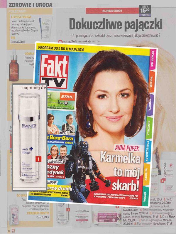 FAKT TV 5-11.05.16