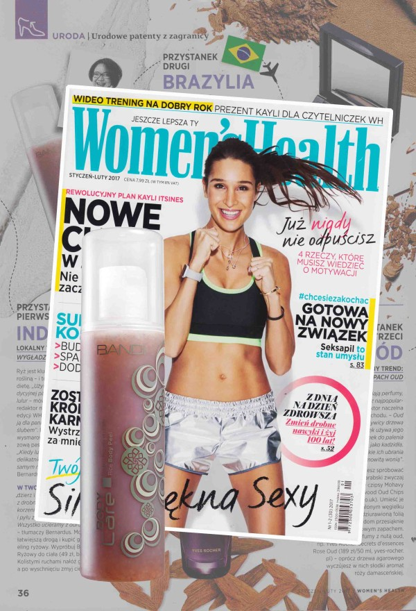 WOMEN`S HEALTH 01-02/2017