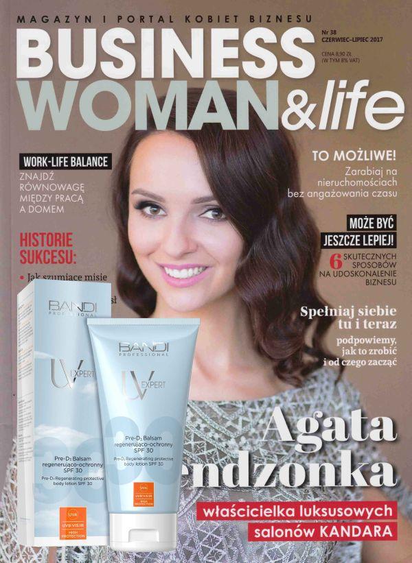 BUSINESS WOMAN & LIFE 38/2017
