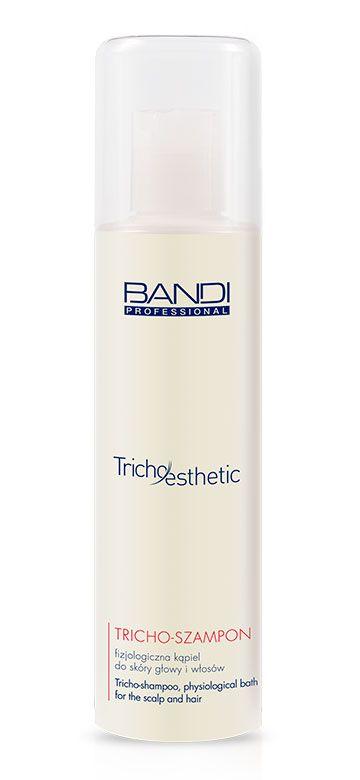 Tricho-szampon fizjologiczna kąpiel do skóry głowy i włosów
