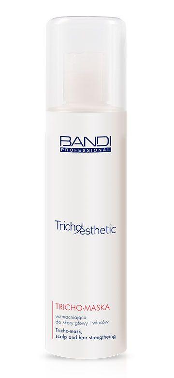 Tricho-maska wzmacniająca do skóry głowy i włosów