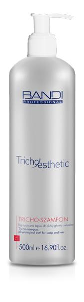 Tricho-szampon fizjologiczna kąpiel do skóry głowy i włosów 500 ml