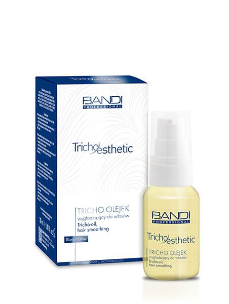 Tricho-olejek wygładzający do włosów