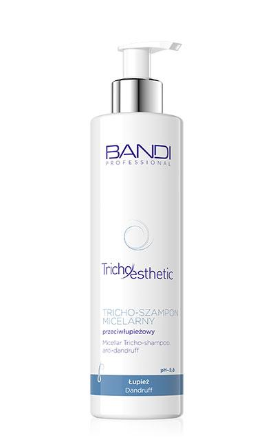 Tricho-szampon micelarny przeciwłupieżowy