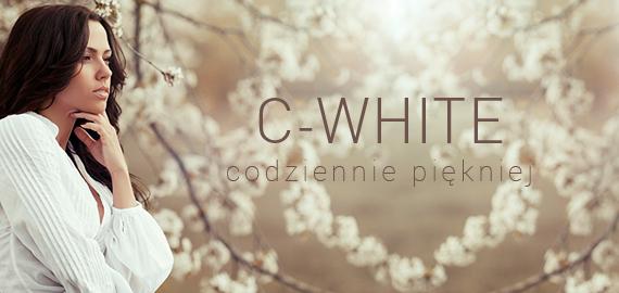 C- White
