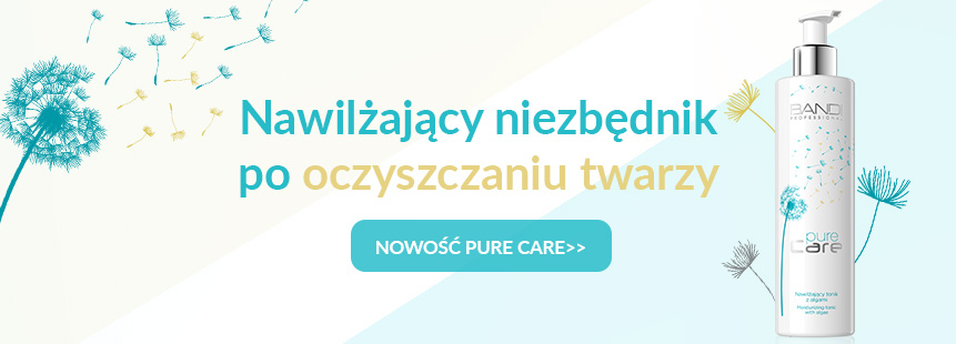 Pure care nowy produkt tonik
