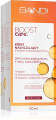 Krem nawilżający z kwasem hialuronowym (HA)