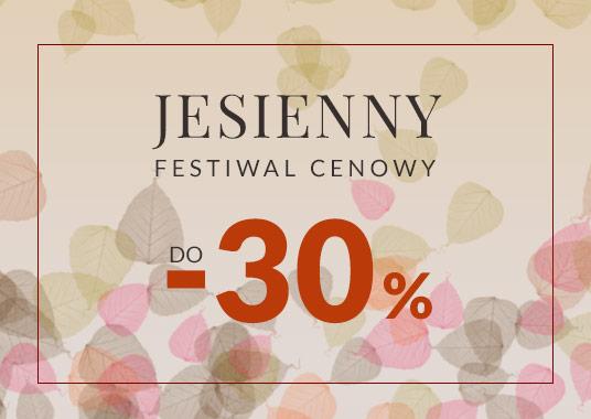 Jesienny festiwal cenowy