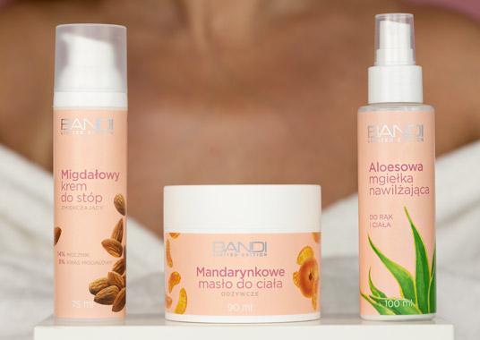 Nowe kosmetyki do ciała