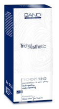 Tricho-peeling scalp cleansing