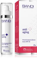 Anti-wrinkle soothing cream SPF50